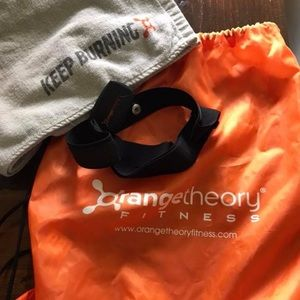 Orange Theory Workout Heart Monitor